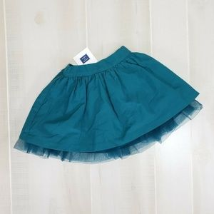 Janie and Jack Skirt NWT Holiday 6-12M ~ EO15
